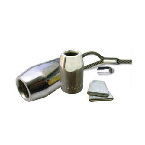Flemish Eye Steel Swaging Sleeves (S-505)