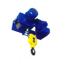 Low-headroom Electric Wire Rope Hoist(2/1rope Reeving)