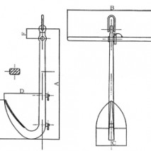 Single Fluke Anchor