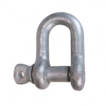 Commercial Grade Screw Pin Chain Shackle U.S.Type