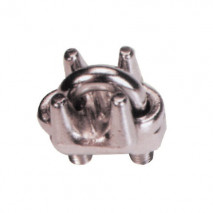 Stainless Steel Drop Forged Type Wire Rope Clip U.S. Type, A.I.S.I.304 Or 316