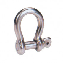 Stainless Steel Screw Pin Anchor Shackle U.S. Type, A.I.S.I. 304 Or 316