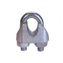 Wire Rope Clip Type B,Malleable,Zp