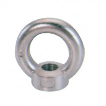 Stainless Steel Eye Nut Din 582, A.I.S.I. 304 Or 316