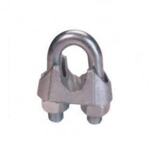 U.S. Type Malleable Wire Rope Clips,Zp
