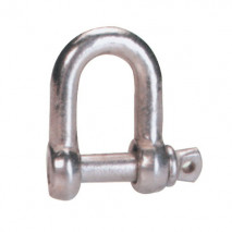 European Type large Dee Shackle