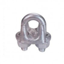 U.S. Type Drop Forged Wire Rope Clip,H.D.G.