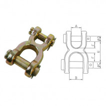 Double Clevis Links