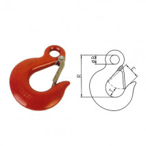 Eye Slip Hooks With Latches