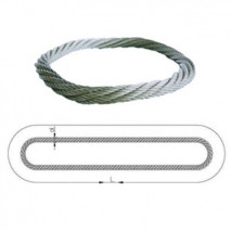 WS21 Endless WIre Rope Slings