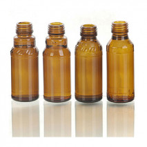 AMBER GLASS BOTTLE 50ml-120ml